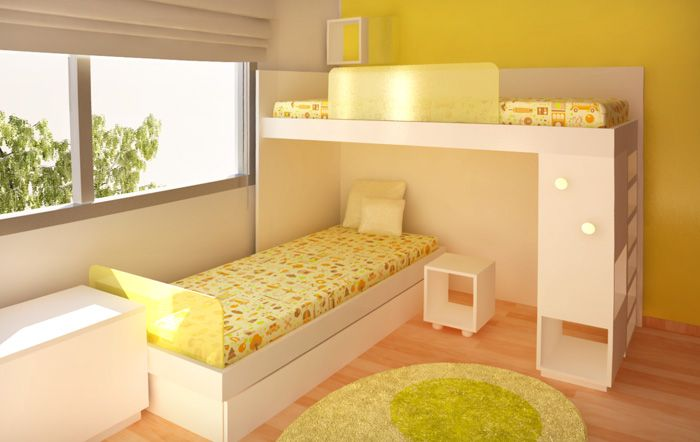M s de 25 ideas incre bles sobre cama alta en pinterest for Camas de 1 plaza baratas