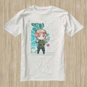Hetalia Axis Powers 16W #HetaliaAxisPower #Anime #Tshirt