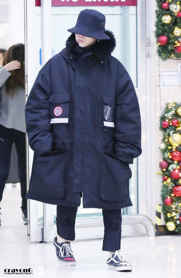 ameverything... — fybig-bang: 161128 G-Dragon at Gimpo Airport...
