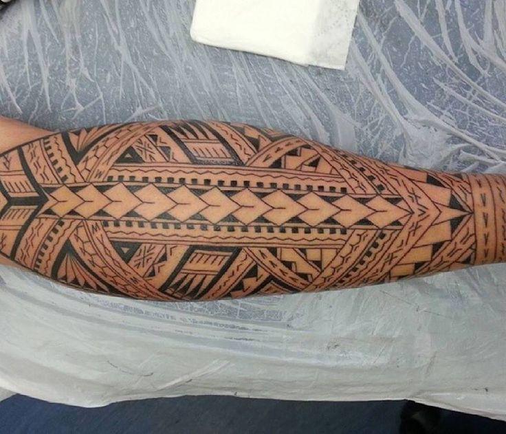 307 besten maori polynasien armsleeve tattoo bilder auf. Black Bedroom Furniture Sets. Home Design Ideas