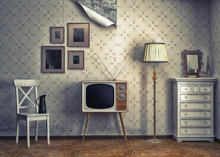 215 best HOMEdeko images on Pinterest Wall murals, At home and - schöner wohnen tapeten wohnzimmer