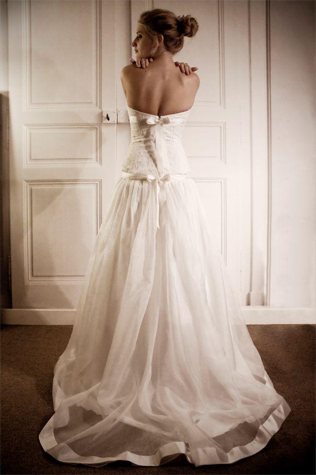 Mariages Rétro: Les robes de mariées Stephanie Wolff