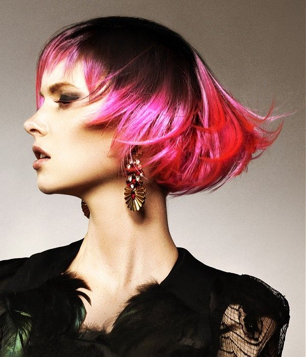 #PinkHair #lilystyle   Hair by Tsiknaris Hair
