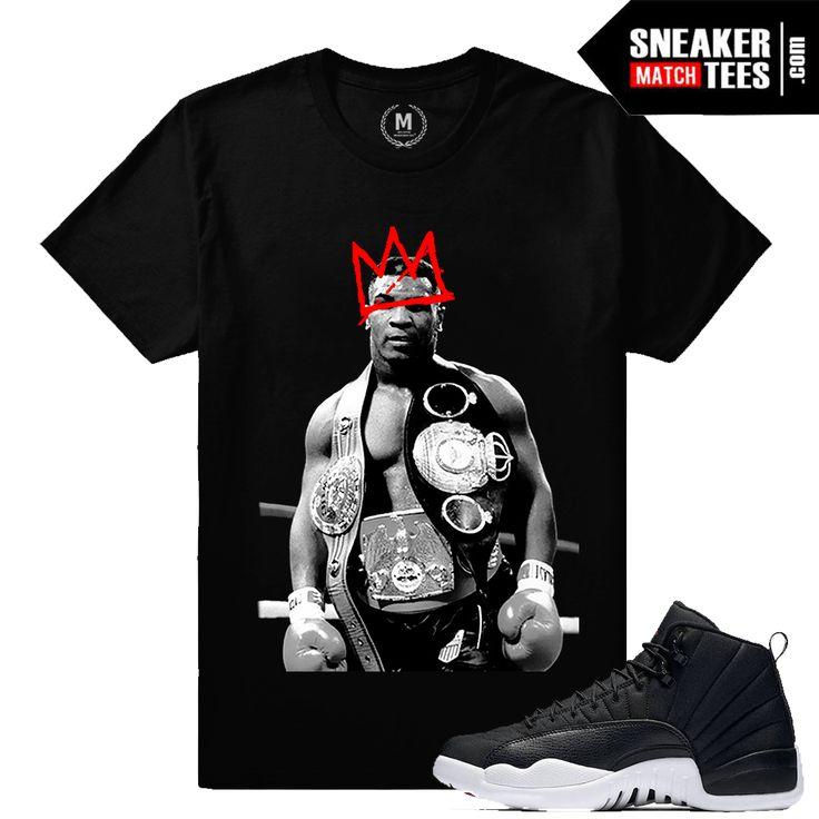 Tyson T shirt Matching Jordan 12 Neoprene | Sneaker Match Tees