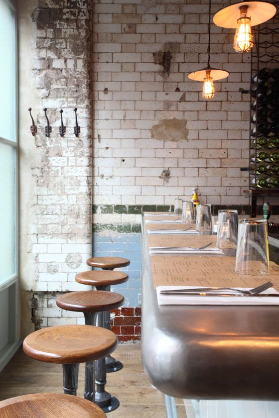 SPUNTINO – A GRITTY NEW YORK DINER IN THE HEART OF LONDON