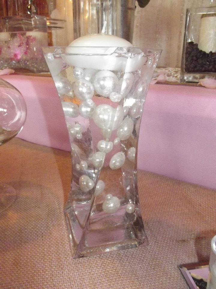 Floating Pearls New Centerpiece Idea From Party Island