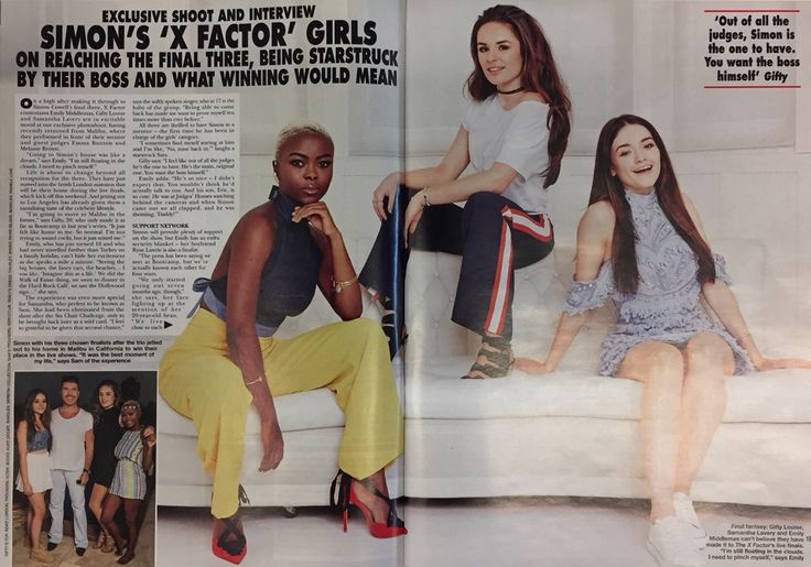 Hello Mag shoots this years Girls