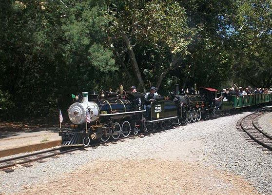 The Rail World: Coolest Train Experiences in and Around the Bay Area