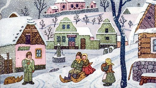 Josef Lada (December 17, 1887, Hrusice - 14 December 1957, Prague) was a Czech painter, illustrator and writer.
