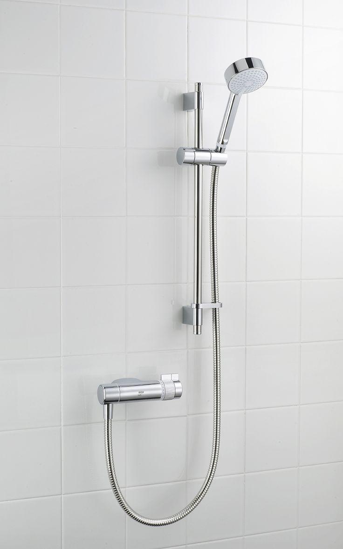 17 best mixer showers images on pinterest mixer shower mira mira agile mixer shower mirashowers bathroom showers tiles