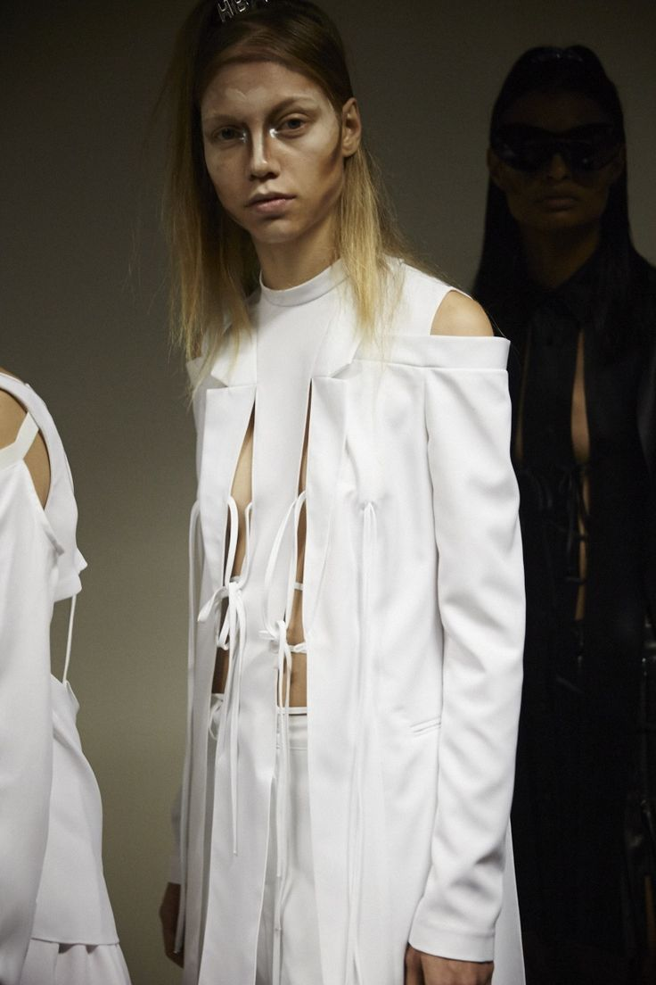 Hood By Air SS16 | Deconstructed, White, Fashion