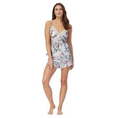 The Collection Multicoloured floral print cami and shorts pyjama set | Debenhams