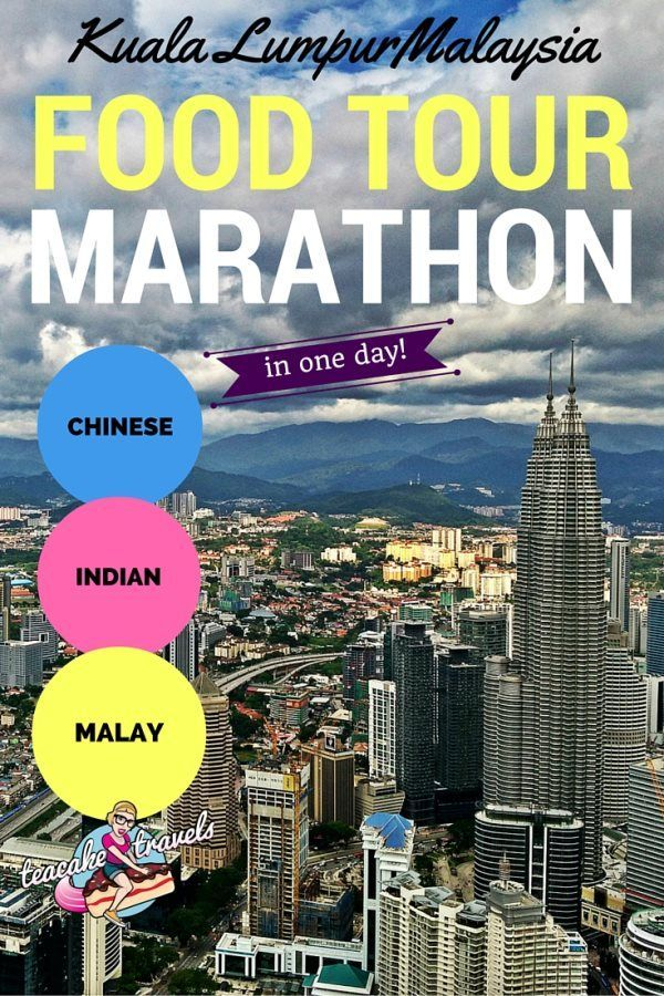 Three amazing lip-smacking cuisines from street food to local restaurants in one day? Right on! Jump aboard the Kuala Lumpur Malaysia Food Tour Marathon!