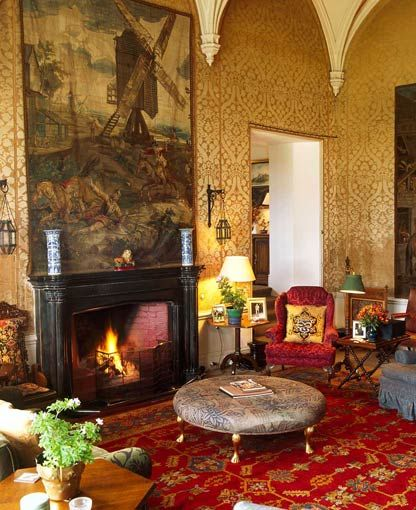 Aorta A London Interior Designer With An Eye For Detail: 68 Best Images About Antique Tapestries On Pinterest