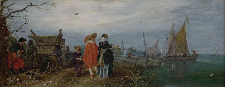Object of the week 46 Herfst, Adriaen Pietersz. van de Venne, 1625
