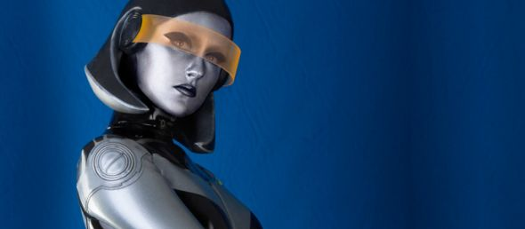 Anatomic Latex has a new Mass Effect EDI latex costume available…and RogueDark shows us just how epic it is!