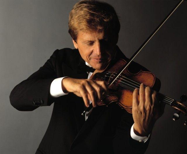 """Il """"Violino Romantico"""" di Uto Ughi in concerto per Grade Onlus"""