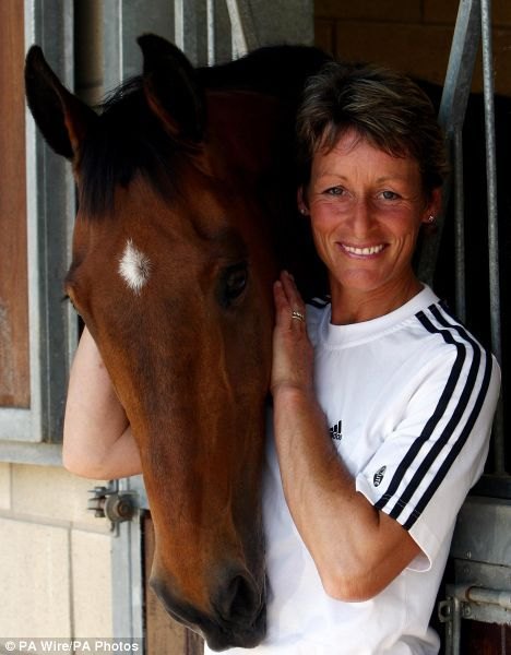 Mary Elizabeth King (née Thomson, born 8 June 1961) is a British Olympic equestrian sportswoman who has represented Great Britain at six Olympics from 1992 to 2012, winning two silver and one bronze medal in the team eventing. She has won two gold and one silver medal in the World Equestrian Games team eventing and four team gold medals at the European Eventing Championships along with one bronze and one silver medal in the individual event.