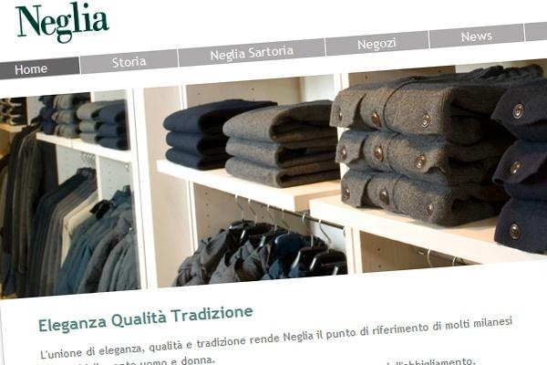 Neglia Sartoria - http://www.neglia.it