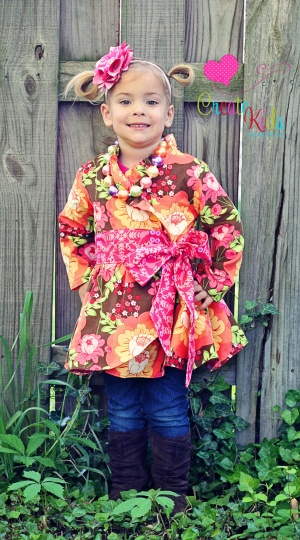 Download Willow's Wrap Jacket Sewing Pattern | Clothing Creation | YouCanMakeThis.com