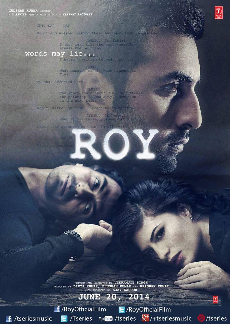 #Roy #Ranbir #Jaqueline #Arjun  #20June2014
