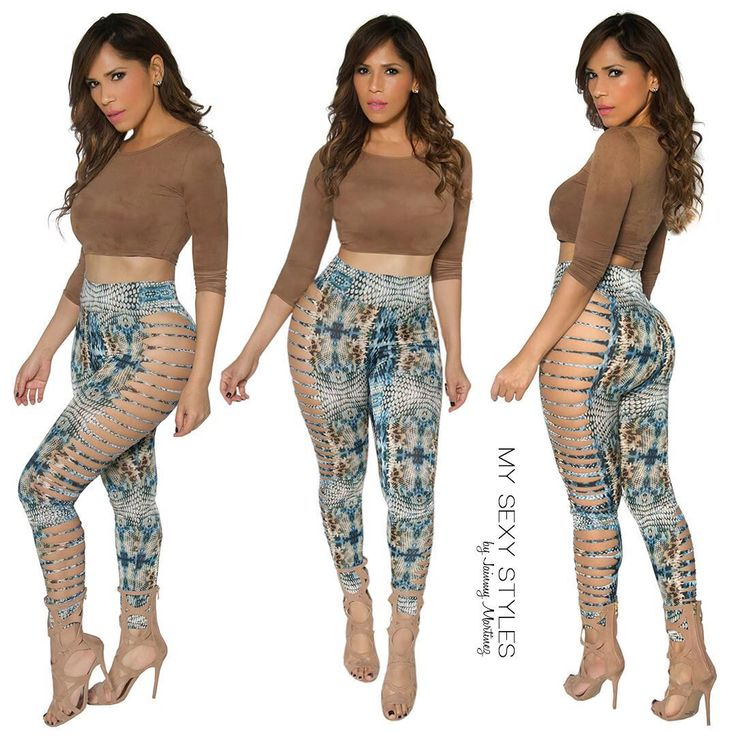"BLOWOUT NEW YEAR SALE Take 30% Off, use code ""happy2017""! Our Teal Multi Animal Print Shredded Leggings will definitely make a fashion statement wherever you go😉Wear them with a neutral top & single soles for a color coordinated ensemble💁🏻Get the full look at www.MySexyStyles.com🛍🛍✨link is in our bio😉#mysexystyles #holiday #dresses #jumpsuits #outfit #beautiful #ootd #ootdmagazine #jlo #kim #kardashian #latina #dominicana #pink #instafashion #hair #makeup #nails #fashion…"