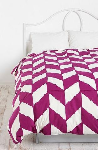 Herringbone Duvet Cover: Beds Urban Outfitters, Herringbone Duvet, Duvet Covers, Bedrooms Beds, Comforter, Dorm Rooms, Colors Duvet, Bedrooms Ideas, Covers Urbanoutfitt