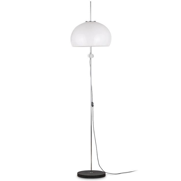 Achetez un lampadaire vintage Harvey Guzzini sur marchandsdefrance.com, la brocante en ligne de produits d'exception. Superbe lampadaire italien années 70
