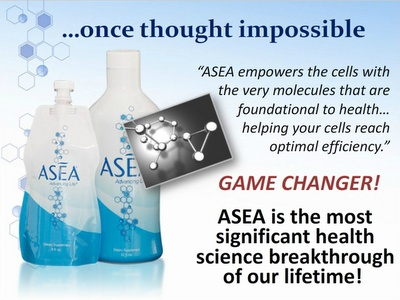 The greatest health science breakthrough of our lifetime.. http://ASEAreviewed.blogspot.co.uk/