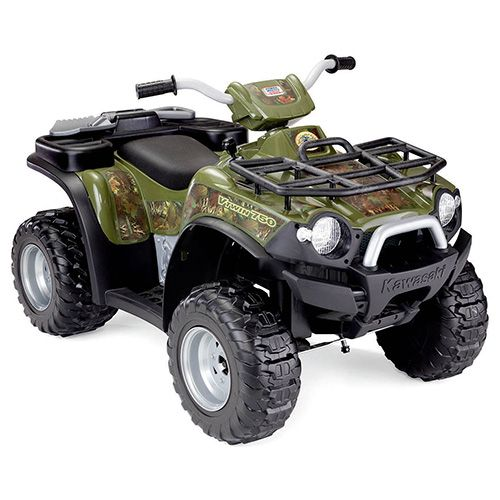 Power Wheels Kawasaki Brute Force #ATV for kids