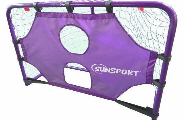 Sunsports Football Sports Training Equipment Soccer Street Goal Target Only 80cm <br/><br/><br/><br/> (Barcode EAN = 5054337302011). http://www.comparestoreprices.co.uk/football-equipment/sunsports-football-sports-training-equipment-soccer-street-goal-target-only-80cm.asp