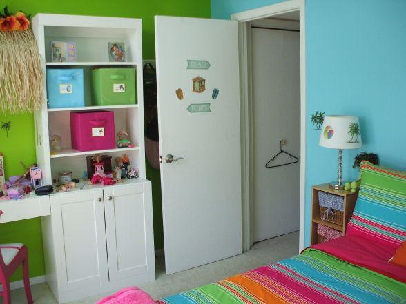 Hawaiian Style Bedroom: Hawaiian Bedroom, My Daughter Was Born In Hawaii. We Moved