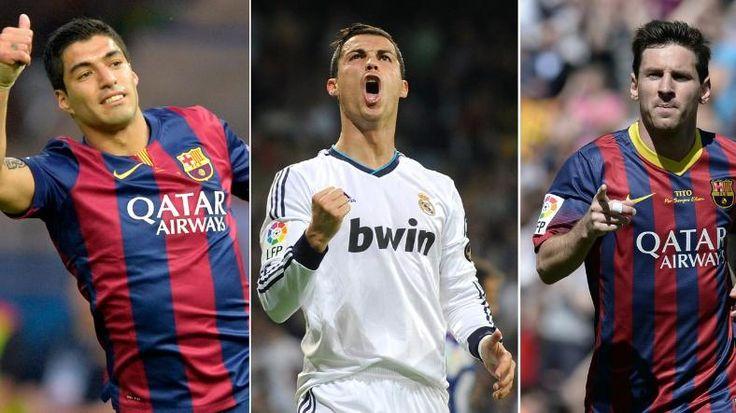 Voting: Wer wird Europas Fußballer des Jahres?