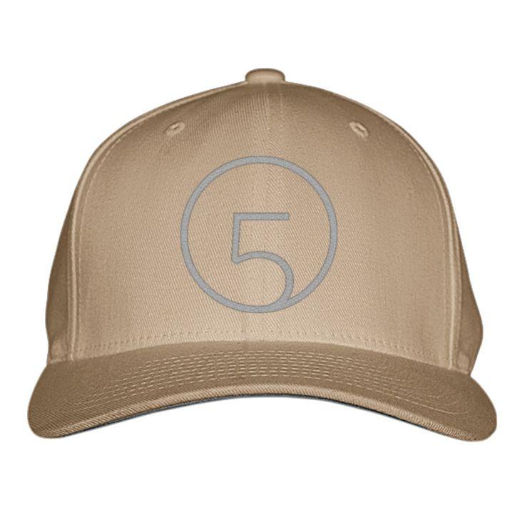 Fifth Harmony Logo Embroidered Baseball Cap