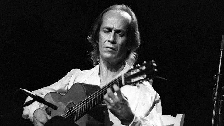 Paco de Lucía, el guitarrista que popularizó el flamenco, muere en México - Entretenimiento -  CNNMexico.com