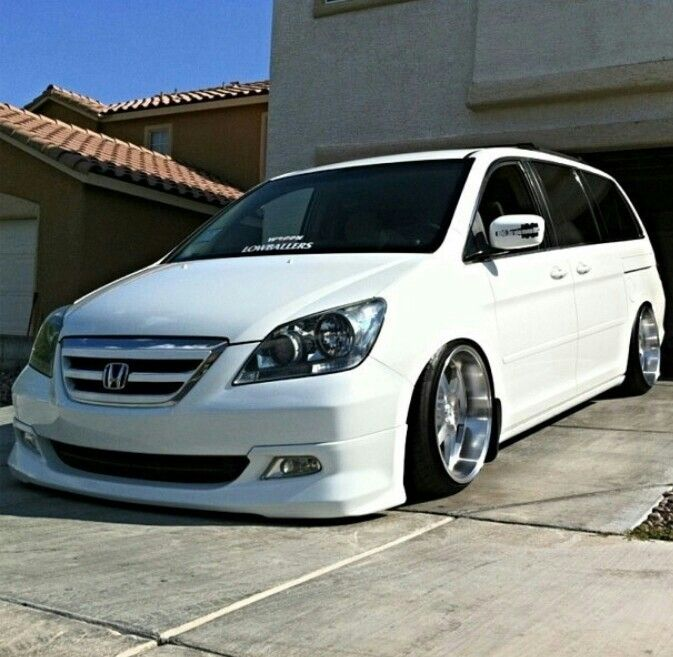 Honda Mini Vans: 69 Best Minivans Can Be Cool, Right? Images On Pinterest