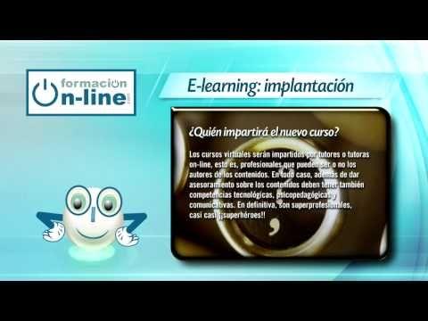 Qué es e-Learning
