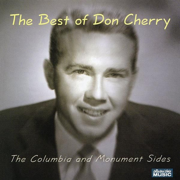 An album by Don Cherry on Napster