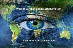 A Little Green Revolution: the Rainbow Warriors will Heal the Earth Mother