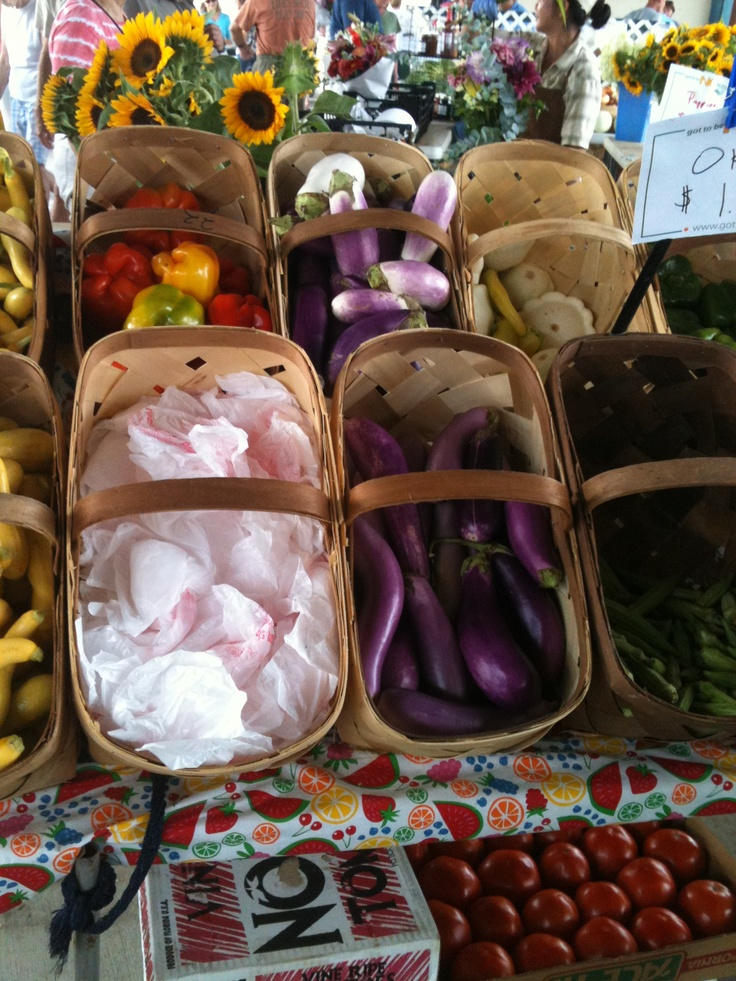 Greensboro Farmers Market #GSO BentTuba.com