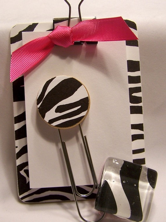 cute zebra gift
