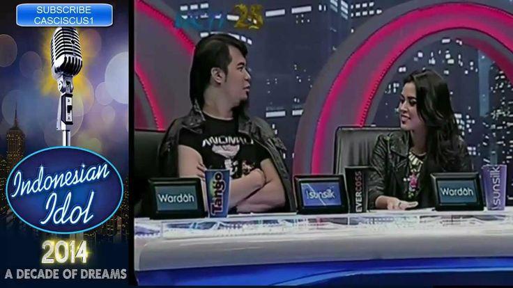 Suryadi - Audisi Jogja - Indonesian Idol 2014 - Overjoyed (+playlist)