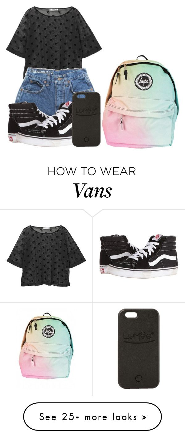 """concert"" by jasmine-the-basic-penguin on Polyvore featuring MANGO, Vans and LuMee"