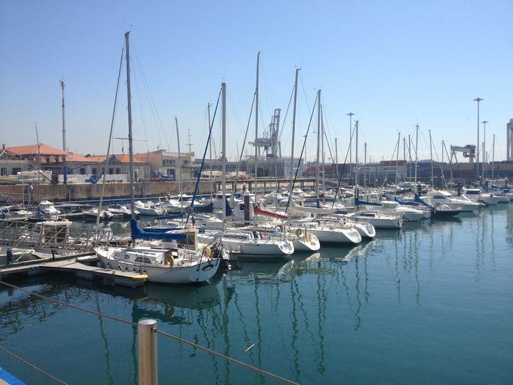 Marina Porto Atlântico in Leça da Palmeira, Porto