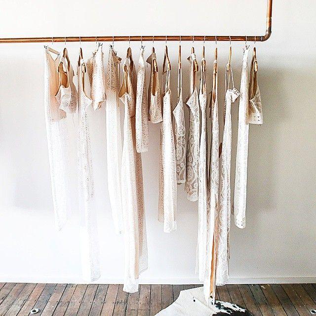 We love white lace! - Winona Australia