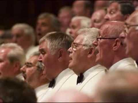 Morriston Orpheus Choir -Balm in Gilead