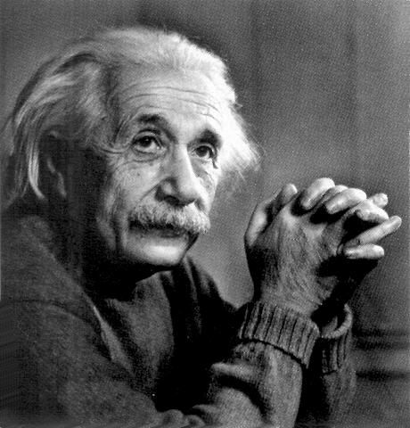 "Albert Einstein: ""When you are courting a nice girl an hour seems like a second. When you sit on a red-hot cinder a second seems like an hour. That's relativity."""