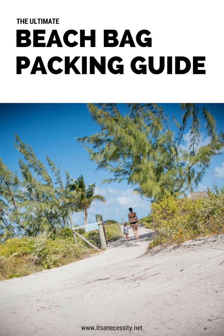 With the ultimate beach bag packing guide you never have to worry about messing up the perfect beach day by forgetting the most important items.  | TRAVEL | PACKING GUIDE | BEACH BAG | PACKING LIST | BEACH TOYS | BATHING SUITS | SUNSCREEN | SUNGLASSES | BEACH MUST-HAVE | BEACH |
