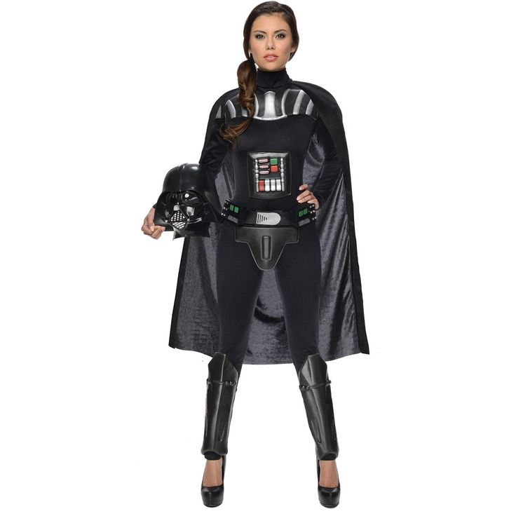 Darth Vader Female Small