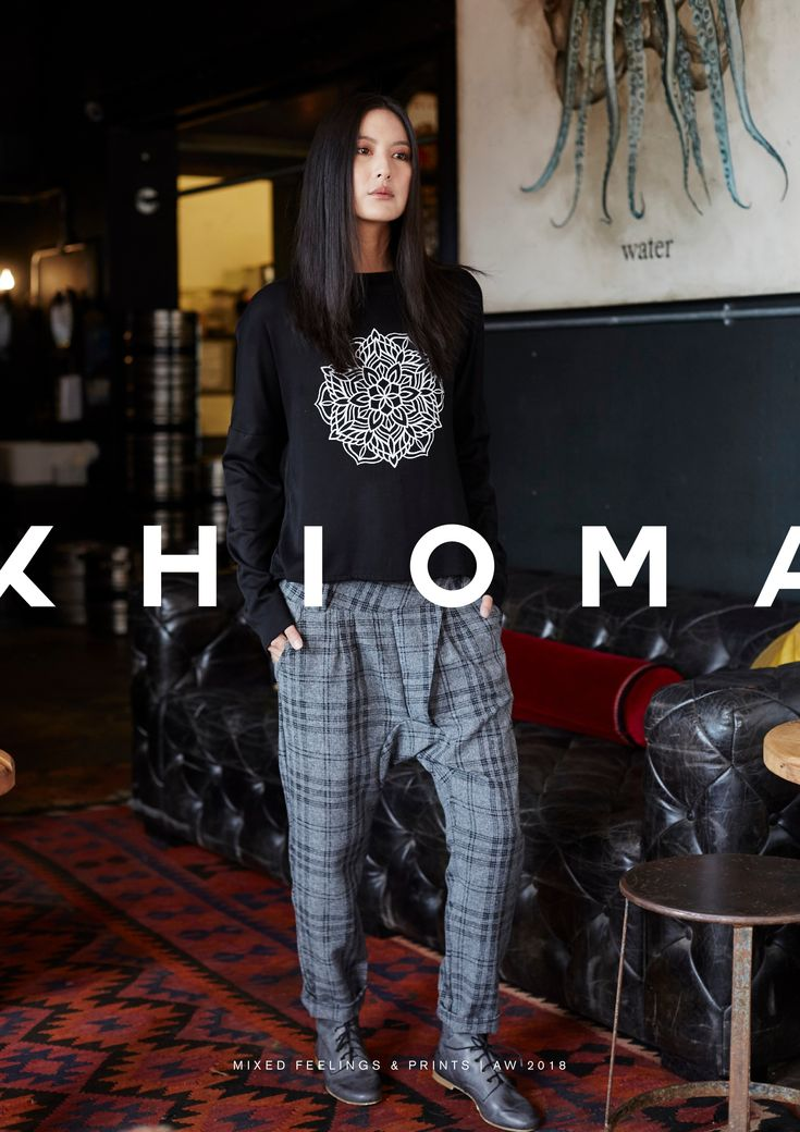 K H I O M A  AW18 Campaign   SA Fashion   Cape Town Fashion Shop online